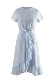 Zulu Dress Broiderie Kjole