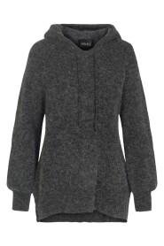 Luciana Alpaca Hood Sweater