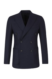 Cross wool jacket