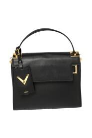 Pre-owned Top Handle Bag