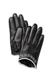 Kort, mjuk handske