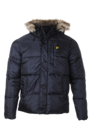 Hooded Bomber Jakke
