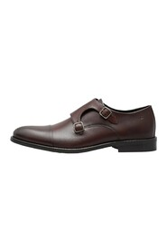 buty skórzane b001
