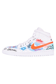 Sneakers AJ1 Trippy Thoughts