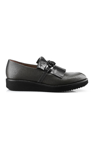 Swing szare loafers