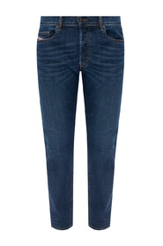D-Luster jeans with logo