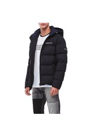 Hooded Down Puffer Jacket 099 CK BLACK