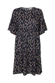 Giral Dress - Navy - Moves by Minimum