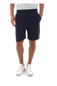 TOMMY SPORT S20S200130 SHORT SHORTS AND BERMUDAS LONGWEAR Men blue