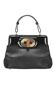 Isabella Rossellini Leather Handbag