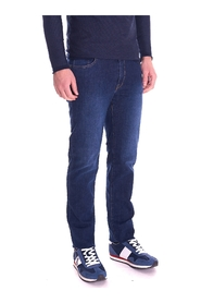 TRUSSARDI JEANS JEANS 380 ICON WASHED DARK BLUE