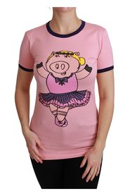 YEAR OF THE PIG Top Cotton T-shirt