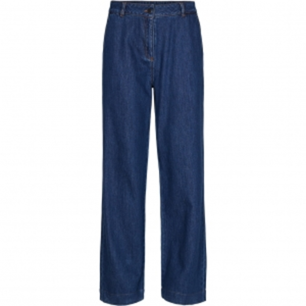 Nolan denim floor pant