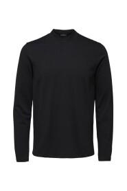 Long-Sleeved T-shirt High neck