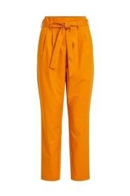 VILA 7/8 housut (oranssi)