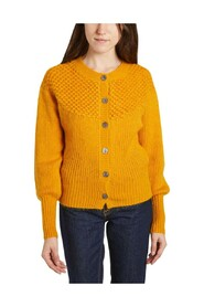 Nolly cardigan with chestplate