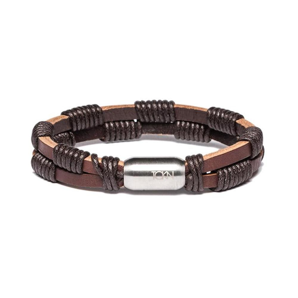 casual leather bracelet rope