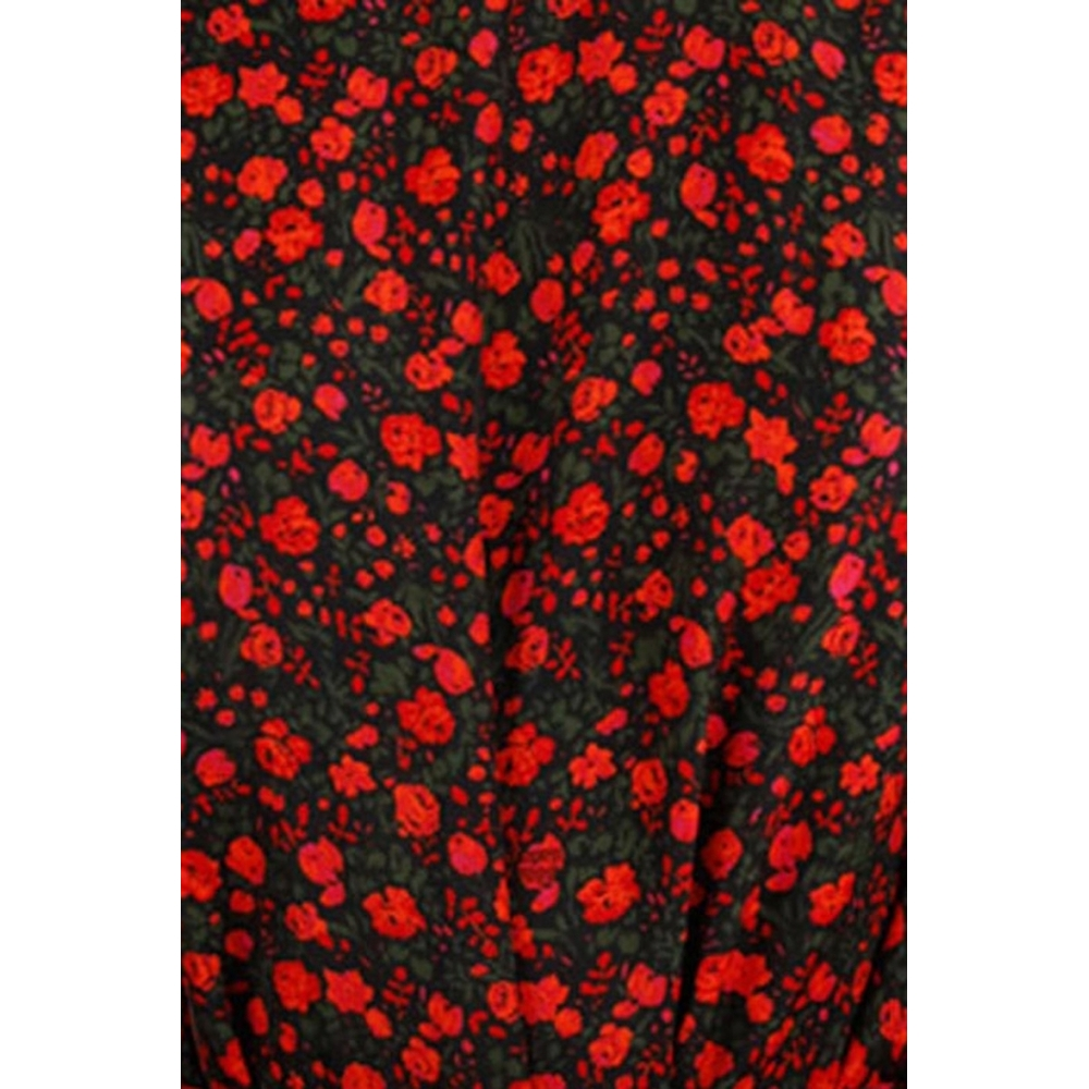 Essentiel Antwerp Red Wolives Dress Essentiel Antwerp