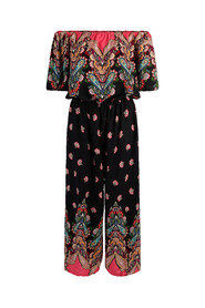 Sort Koucla Jumpsuit
