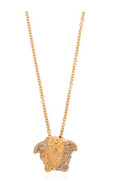 Necklace with logo