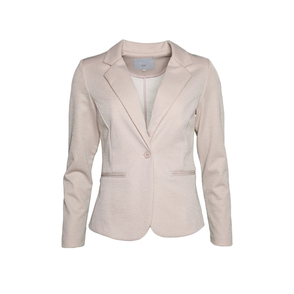 Kate Lurex nude blazer