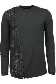 Long Tee Sweater