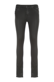 THE SKINNY COATED SLIM ILLUSION JEANS