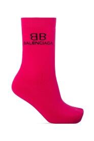 Socks with logo