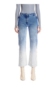 SHAPE CROPPED LEG JEANS