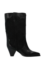 Linle heeled ankle boots