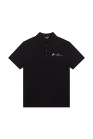 Polo shirt with logo