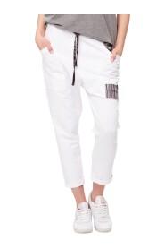 Spodnie dresowe z nadrukiem Kod Look 212