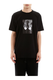 hands square t-shirt