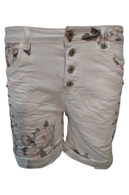 shorts with bling S1858