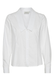 Jilan V-krage skjorta