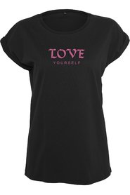 Ladies Love Yourself Tee