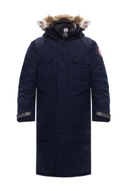 'Updated Westmount' down coat