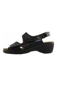 comfort sandal with gel sole