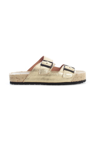 LEATHER NORDIC SANDALS