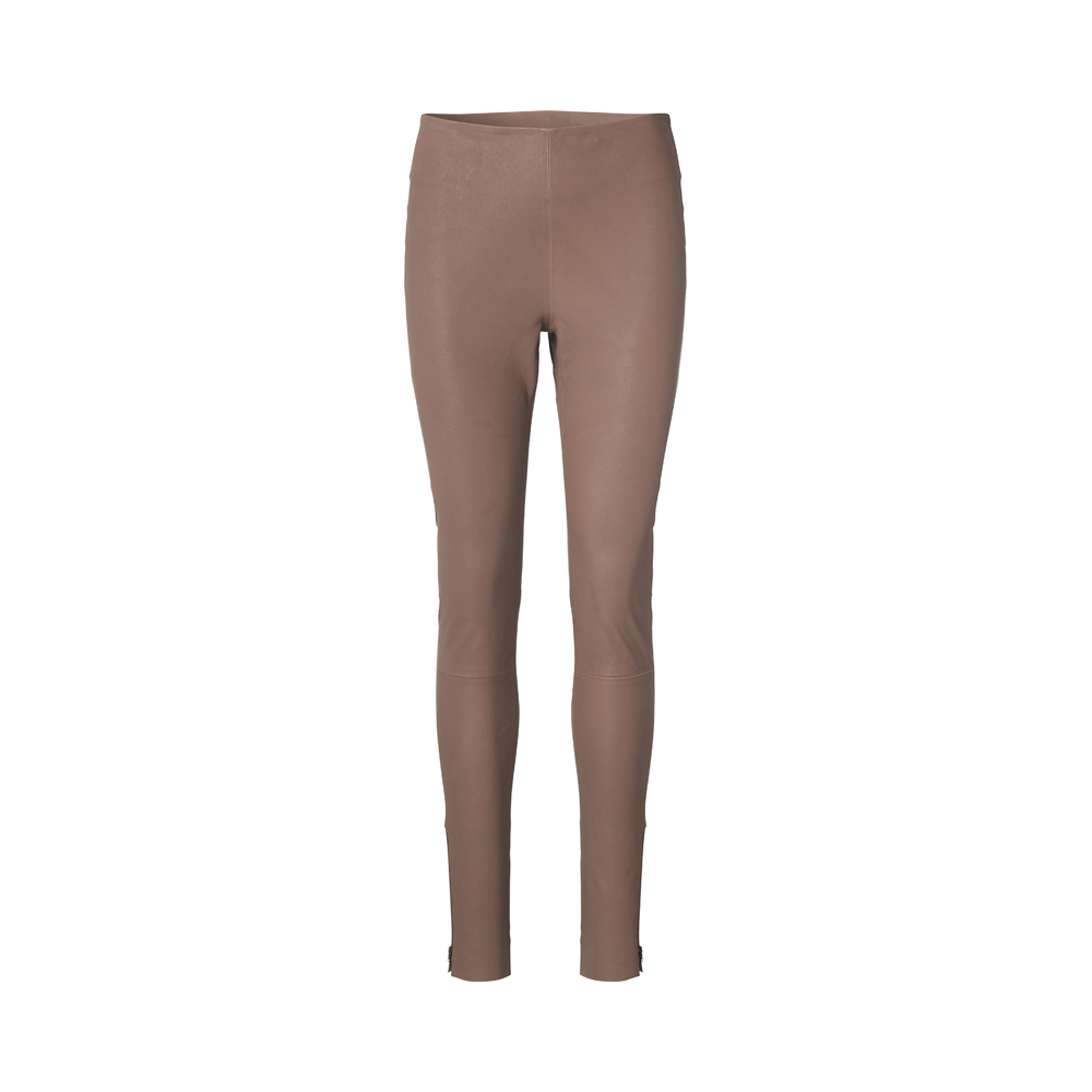 Light Mocca Plus Fine Amy Leggings