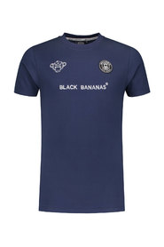BLACK BANANAS F.C BASIC TEE