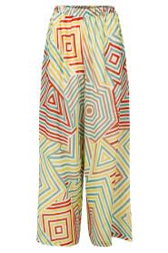 Mønstret Bukse Bukser