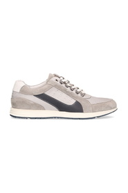 Australian sneaker/veterschoen Gregory leather 15.1406.01 KC6 grijs leer
