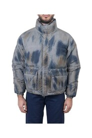 GIUBBOTTO WASHED PUFFER
