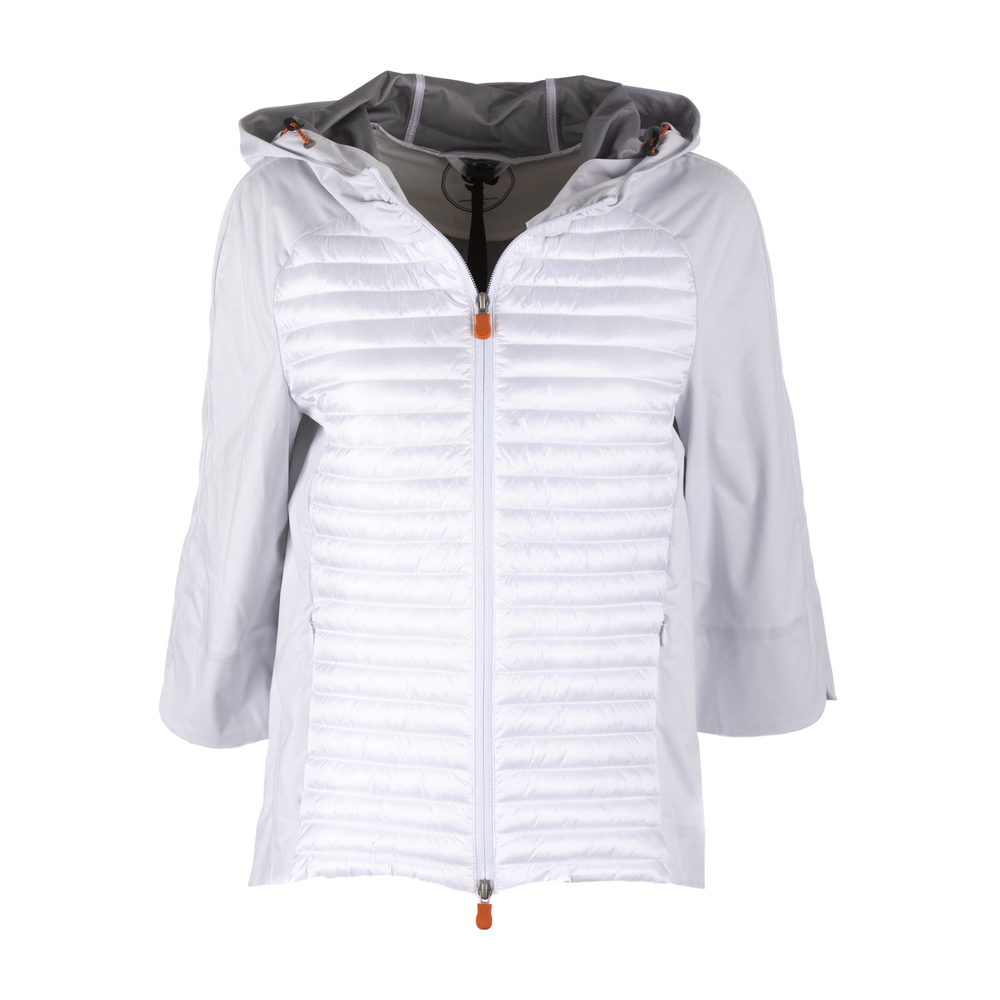 White Jacket   Save The Duck   Quiltad jacka   Miinto.se