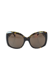 Tortoise Shell Butterfly Sunglasses