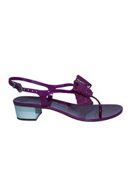 Perala Bow Jelly Sandals
