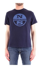 NORTH SAILS 692170 T-SHIRT Men BLUE NAVY