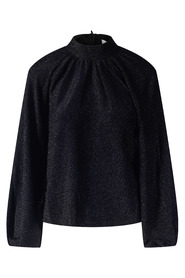 Glitter High Neck Sweater
