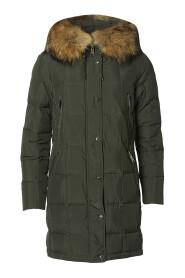 Aina With Real Fur Jakke 1403-500R
